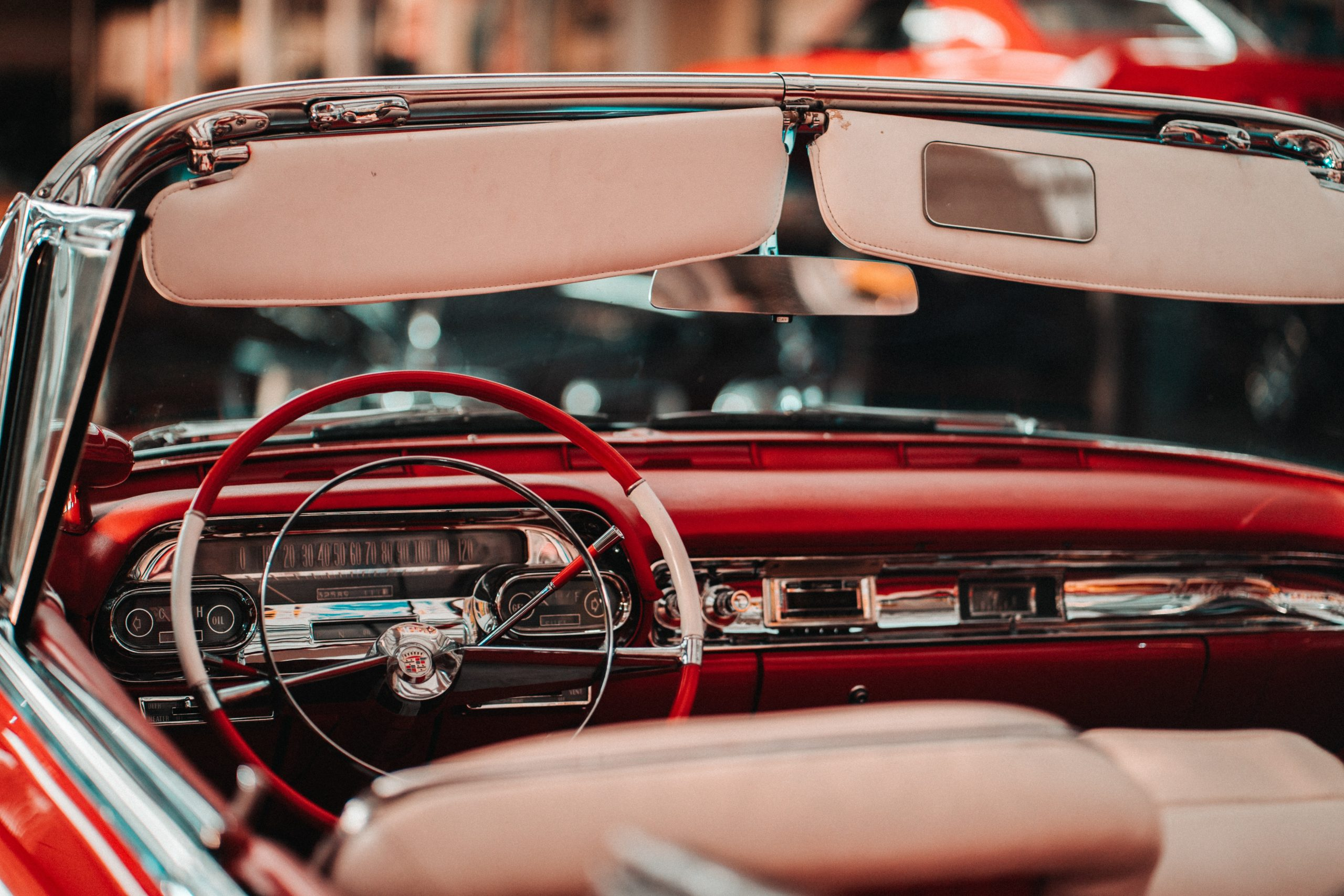 The Classic American Road Trip in a Classic American Car