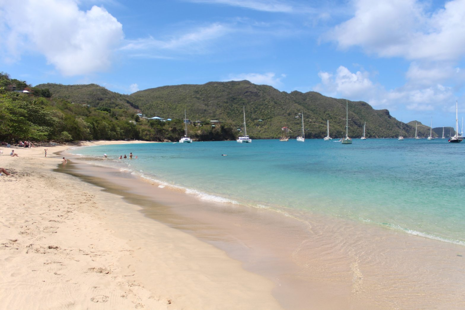 The Beauty of Bequia